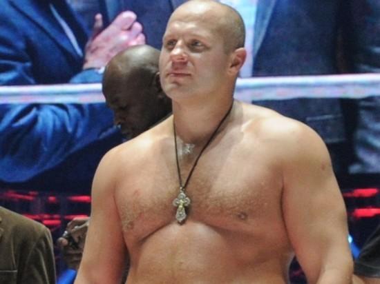Федор Емельяненко нокаутировал Куинтона Джексона в первом раунде