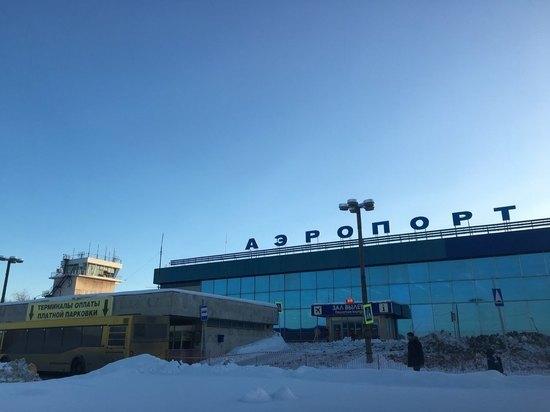 В Мурманске не смогли приземлиться самолёты
