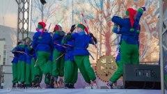 Петрозаводчан приглашают на площадь Кирова за новогодним настроением