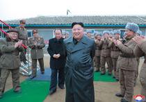 Ким Чен Ын анонсировал активные меры по обеспечению суверенитета КНДР
