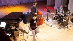 Калил Уилсон в Хабаровске: Новый год в ритме джаза