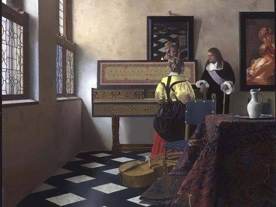 Какие оптические приборы использовали художники