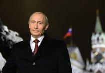 Владимир Путин поздравил жителей Тверской области с Новым годом и Рождеством