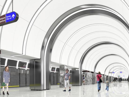 Открытие станций «Юго-Западная» и «Путиловская» перенесли на 2023 год
