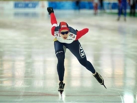 Спортсменка из Иванова вошла в состав сборной России по конькобежному спорту