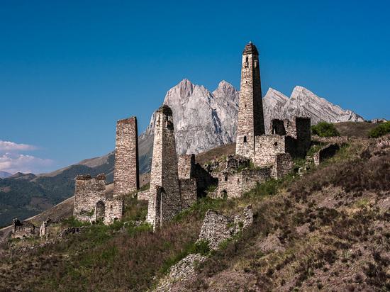 Смертельную перестрелку устроили два клана в Ингушетии