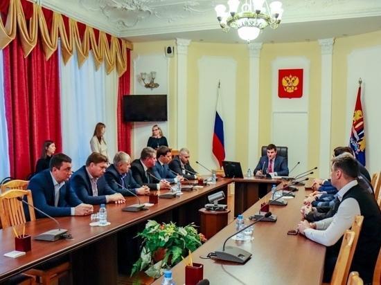 В администрации Ивановской области отметили лучшие строительно-дорожные организации региона
