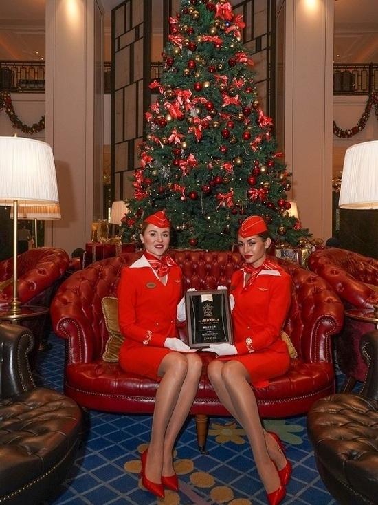 Аэрофлот вновь признан «Лучшей авиакомпанией для транзита между Китаем и Европой» по версии авторитетной китайской премии Stars Awards