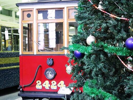 Музей электротранспорта Петербурга перешел на праздничное расписание