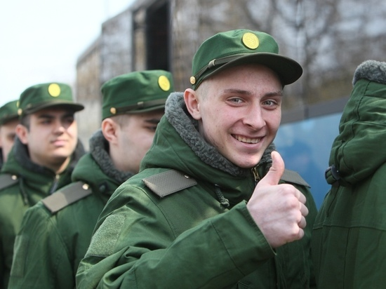 Ивановские призывники пополнили ряды одних из самых именитых полков России