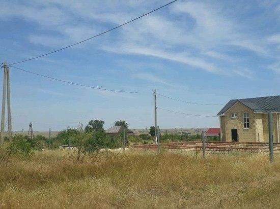 В новом году земельные участки получат льготники Калмыкии