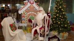 Дед Мороз поздравляет жителей Карелии с Новым годом