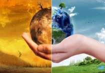 Нашу планету опасно разогревает не Солнце, а человек