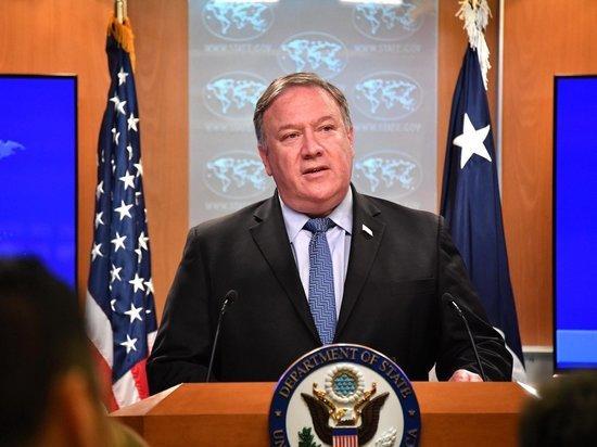 """Помпео заверил, что США примут решительные меры против """"иранской угрозы"""""""