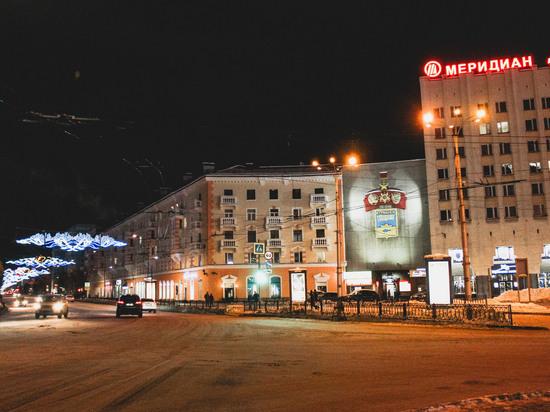 В праздники движение автомобилей в центре Мурманска будет ограничено