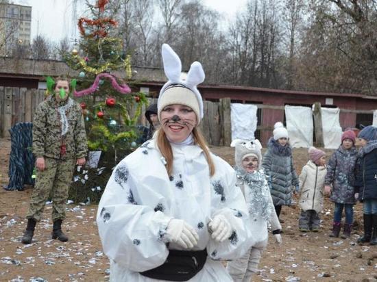 Акция «Полицейский Дед Мороз» в Ивановской области продолжается