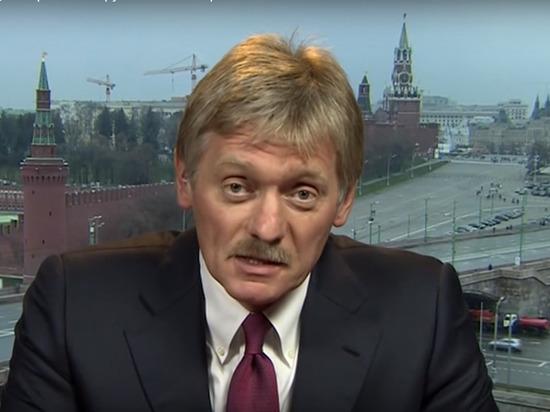 Песков прокомментировал решение Allseas прекратить строительство «Северного потока-2»