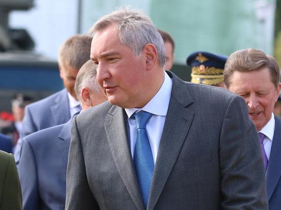 """Рогозин разнес ребячий восторг по поводу Илона Маска: """"Мы лучше"""""""
