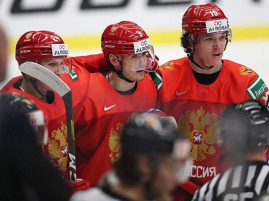 Дубль Марченко помог сборной России разгромить Германию на МЧМ