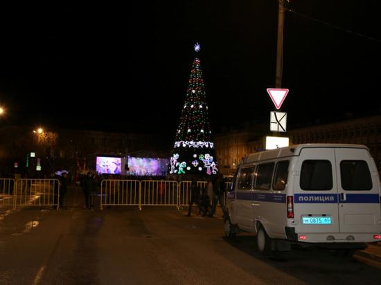 Новый год в Псковской области прошел без ЧП и грубых нарушений порядка