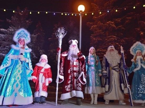 Челябинцев пригласили на ледовые дискотеки в парк Гагарина