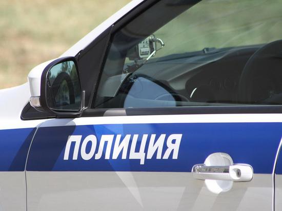 В новогоднюю ночь в Усть-Уде полиция с оружием останавливала пьяного угонщика
