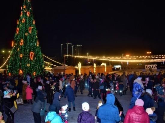 В первый день января ивановцы учились лепить чебуреки, путешествовали в музыкальную страну и читали стихи о Новом годе