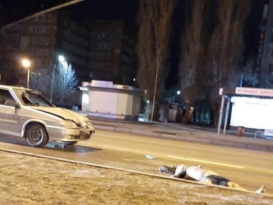 В Воронеже молодой человек сбил насмерть пенсионера