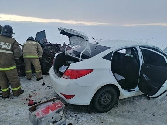 В ДТП в Челябинской области погибли четыре человека
