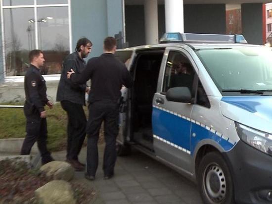 Германия. Двойное кровавое убийство в Ростоке
