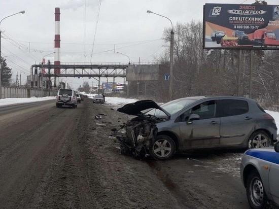 В ДТП в Челябинской области пострадала десятилетняя девочка