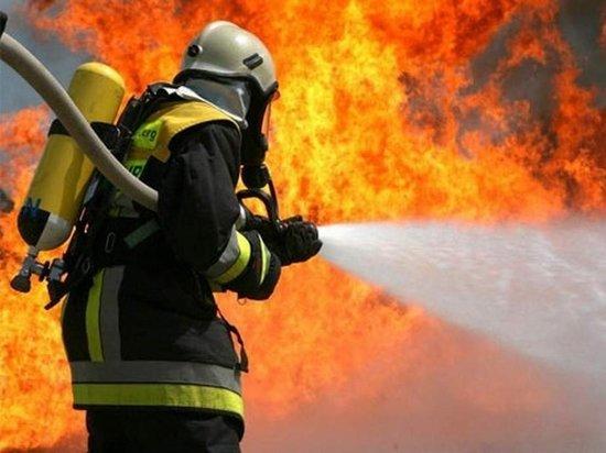 За сутки тульские спасатели потушили 3 пожара