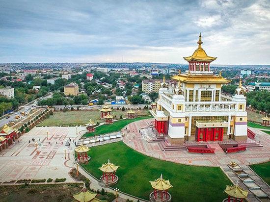 Столица Калмыкии – в первой десятке всероссийского конкурса городов