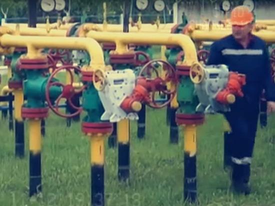 Транзит российского газа через Украину упал в 5 раз