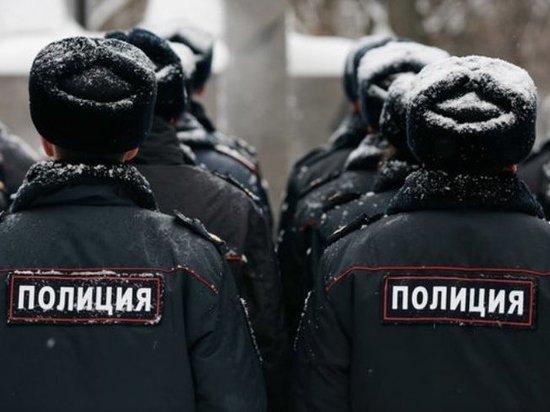 Драка пьяных новосибирцев с полицией закончилась стрельбой