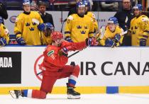В субботу в Чехии прошел один из самых ярких и драматичных матчей молодежного чемпионата мира по хоккею