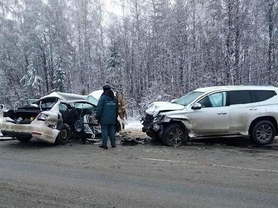 В ДТП в Челябинской области погиб активист КПРФ со своей женой и сыном