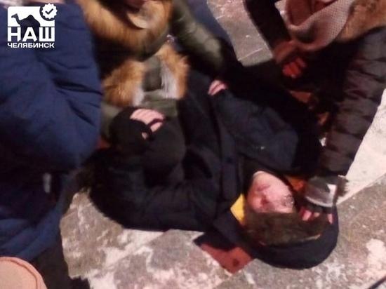 В Челябинске 20-летний парень ударился и потерял сознание в подземном переходе