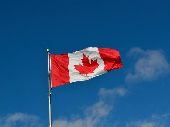 Канадцы спели песню после победы над молодежкой России в финале ЧМ