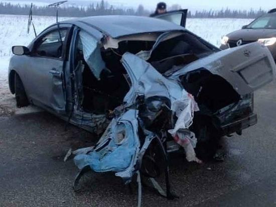Мужчина и ребенок погибли в ДТП в Удмуртии, еще 5 человек пострадали