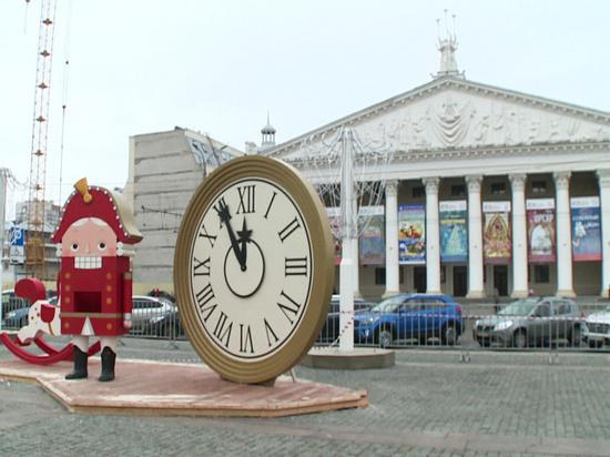 Две центральные улицы Воронежа перекроют на Рождество