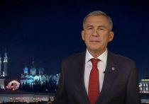 Президент Татарстана поздравил православных с Рождеством Христовым