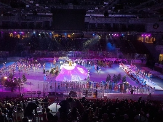 В Челябинске разгорелся скандал с шоу «Снежная королева»