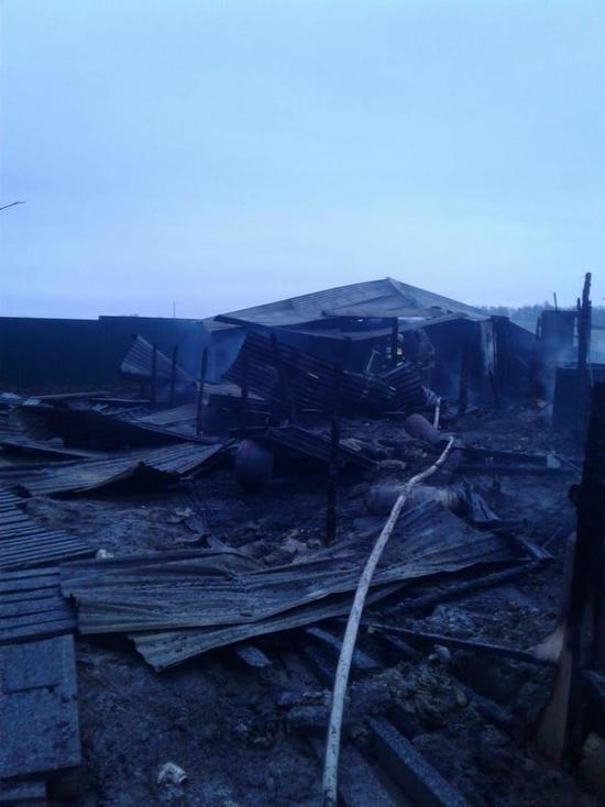 Подробности пожара с восемью погибшими: мигранты жили в нечеловеческих условиях
