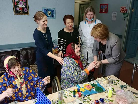 В Костромской области стартует программа ухода за инвалидами и пожилыми