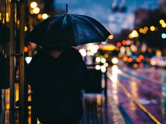 Последний день каникул будет ветреным и дождливым