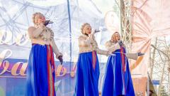 Хабаровчан поздравили с Рождеством творческие коллективы края