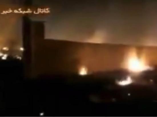 Названа причина крушения украинского лайнера в Иране