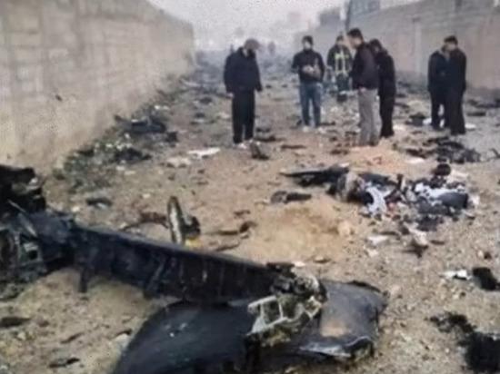 Власти Ирана и Украины прокомментировали «попадание ракеты» в упавший Boeing