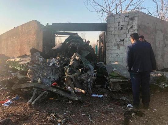 В авиакатастрофе украинского лайнера под Тегераном погибли 176 человек